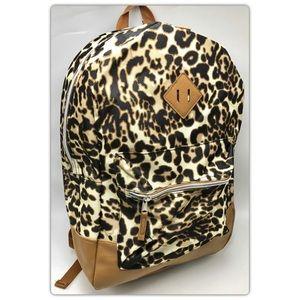 Handbags - Animal print backpack